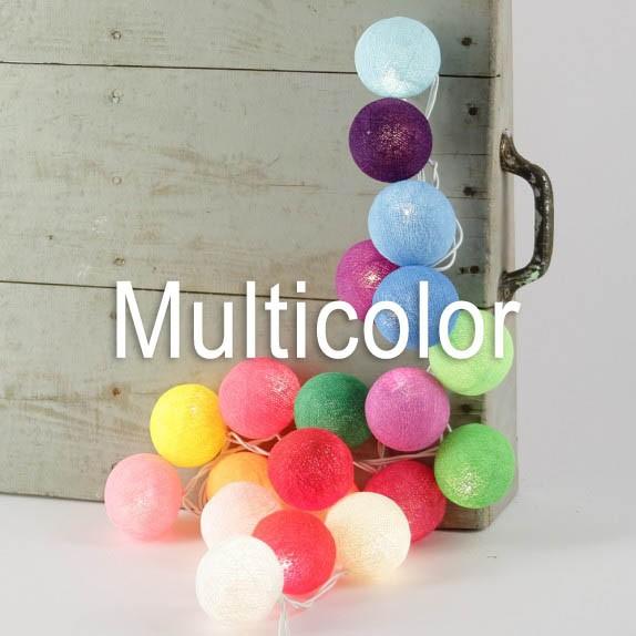 guirnalda hilo algodon multicolor