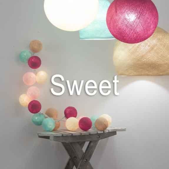 guirnalda hilo algodon sweet