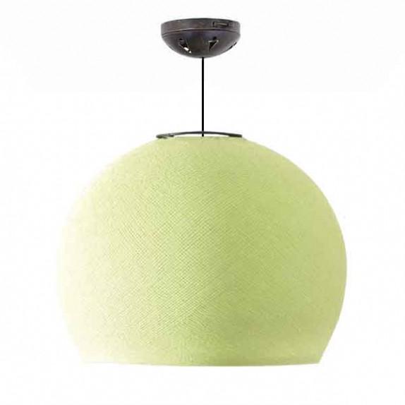lampara bola hilo